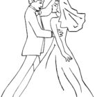 Wedding Coloring Pages (4)