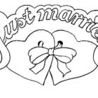 Wedding Coloring Pages (5)