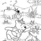 Winnie The Pooh Coloring Pages (1)