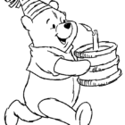 Winnie The Pooh Coloring Pages (3)