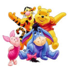 Winnie The Pooh Friends Picture