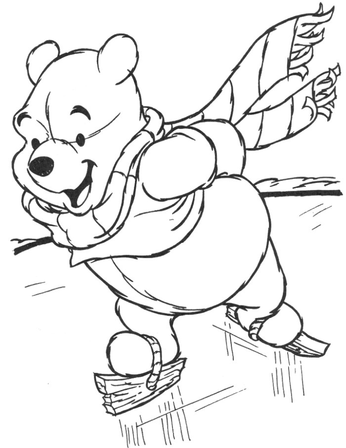 winter coloring pages 11 coloring