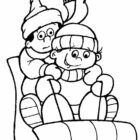 Winter Coloring Pages (14)