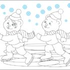 Winter Coloring Pages (15)