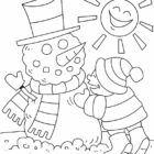 Winter Coloring Pages (3)