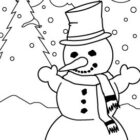 Winter Coloring Pages (4)