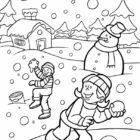 Winter Coloring Pages (9)