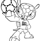 World Cup Coloring Pages (3)