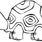 zoo coloring pages 9 140x140 Zoo Coloring Pages