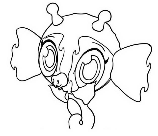 Zoobles Coloring Pages31 Coloring Kids Zoobles Coloring Pages