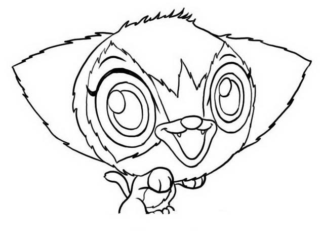Zoobles coloring pages for kids ~ Zoobles-Coloring-Pages38 | Coloring Kids