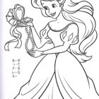 Ariel Coloring Pages | Draw Coloring Pages
