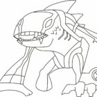 Ben 10 Coloring Pages