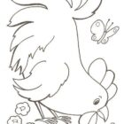Chickens-coloring-page-3