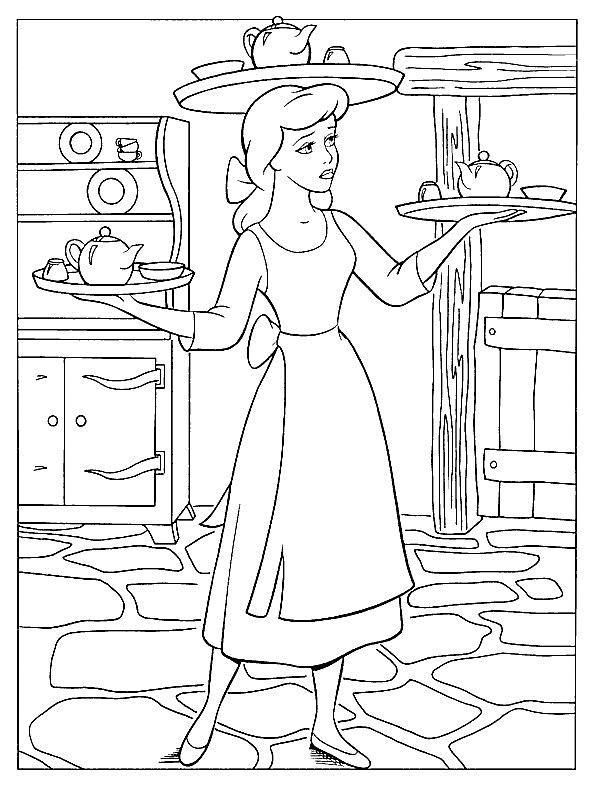Cinderella-coloring-page-2