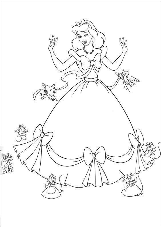 Cinderella-coloring-page-9