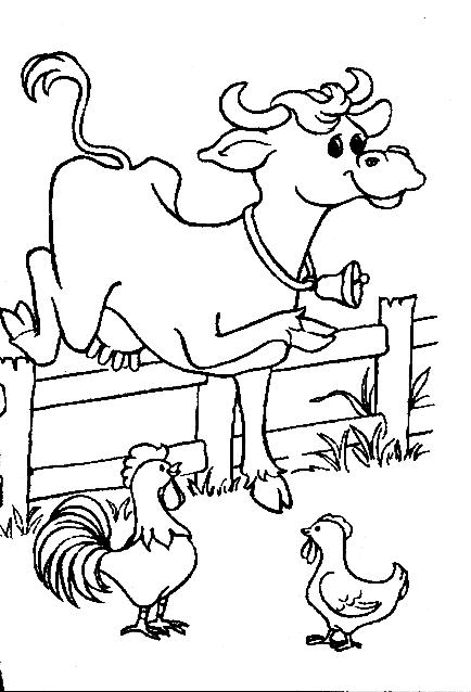 Cows-coloring-page-13