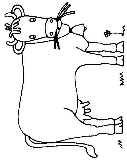 Cows-coloring-page-19