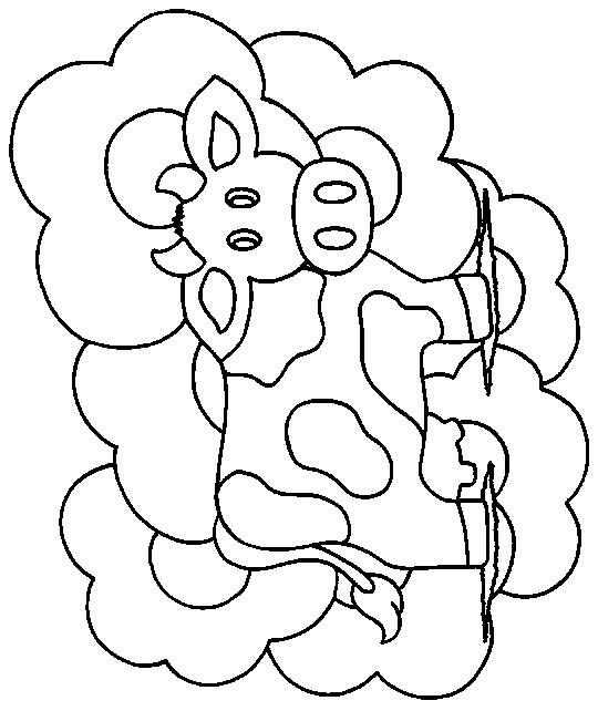 Cows-coloring-page-22