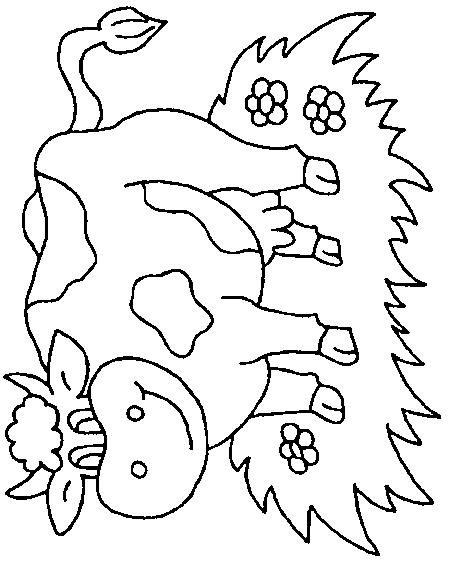 Cows-coloring-page-34