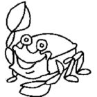 Crabs-coloring-page-10