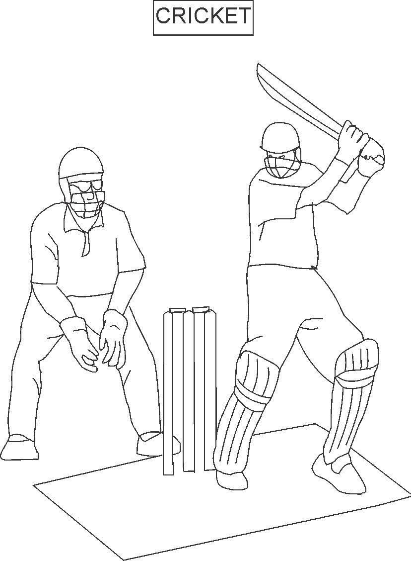 Cricket-Coloring-Pages