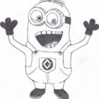 Despicable Me Coloring Pages (2)