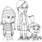 Despicable Me Coloring Pages (3)