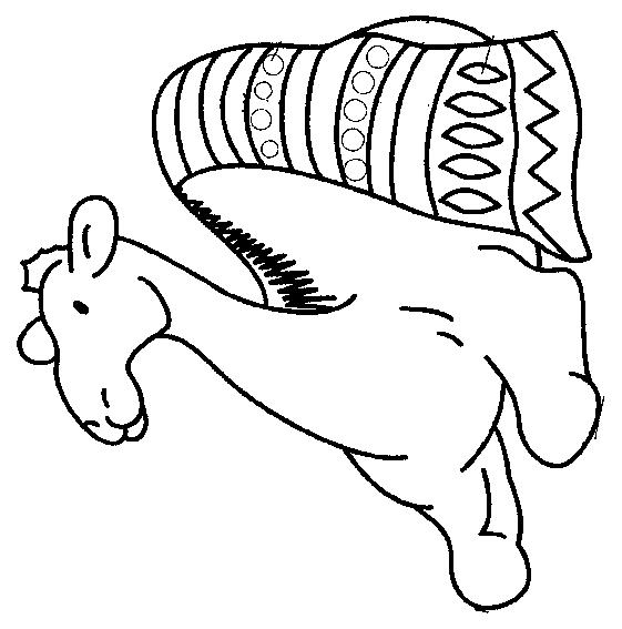 Dromedary-coloring-page-5