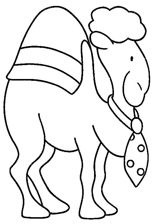 Dromedary-coloring-page-8
