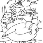 Ducks-coloring-page-9
