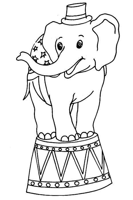Elephants-coloring-page-1