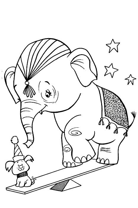 Elephants-coloring-page-3