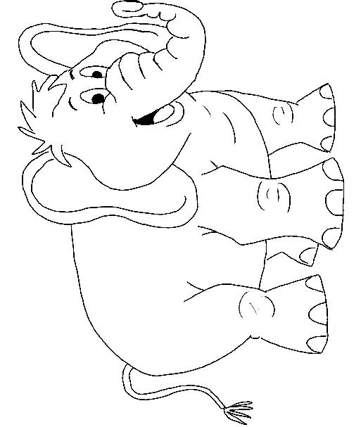 Elephants-coloring-page-7