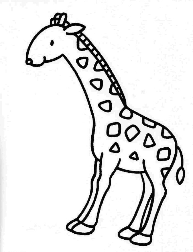 Giraffes-coloring-page-17