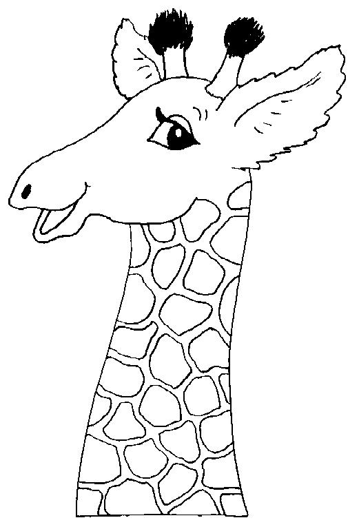 Giraffes-coloring-page-8