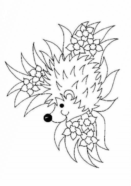 Hedgehogs-coloring-pages-10
