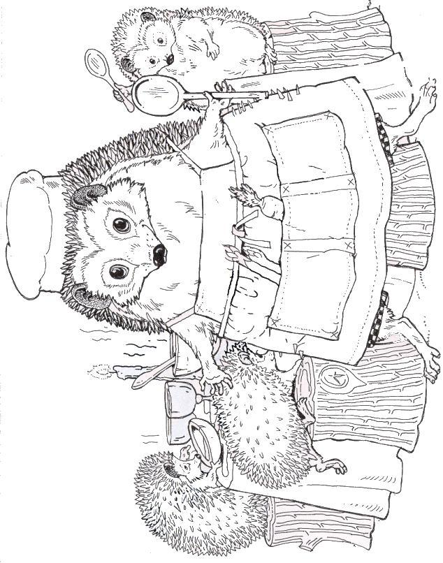 Hedgehogs-coloring-pages-25