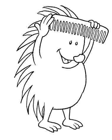 Hedgehogs-coloring-pages-9