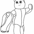 In The Night Garden Coloring Pages