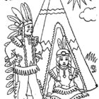 Indians-coloring-page-4