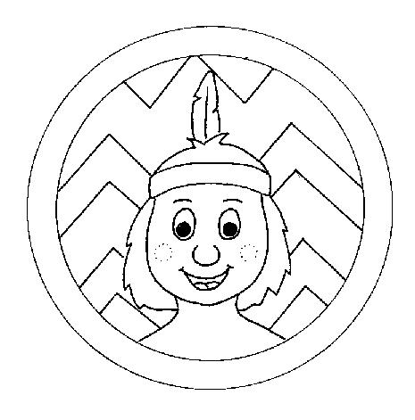 Indians-coloring-page-7