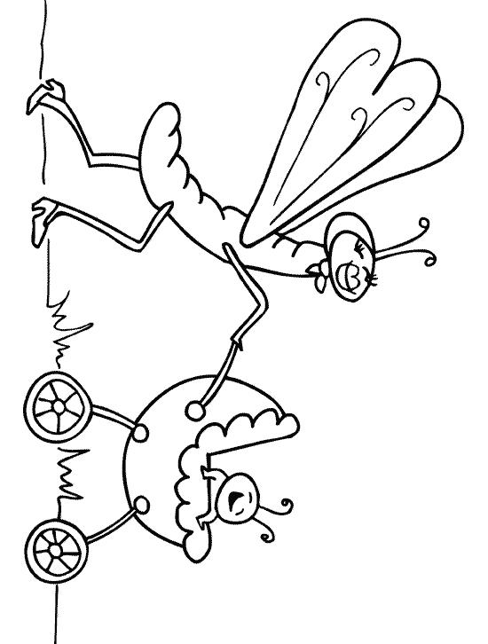 Insects-coloring-page-34