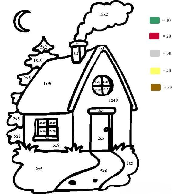Math-is-Fun-coloring-page-4
