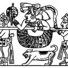 Mayan-Civilization-coloring-page-10