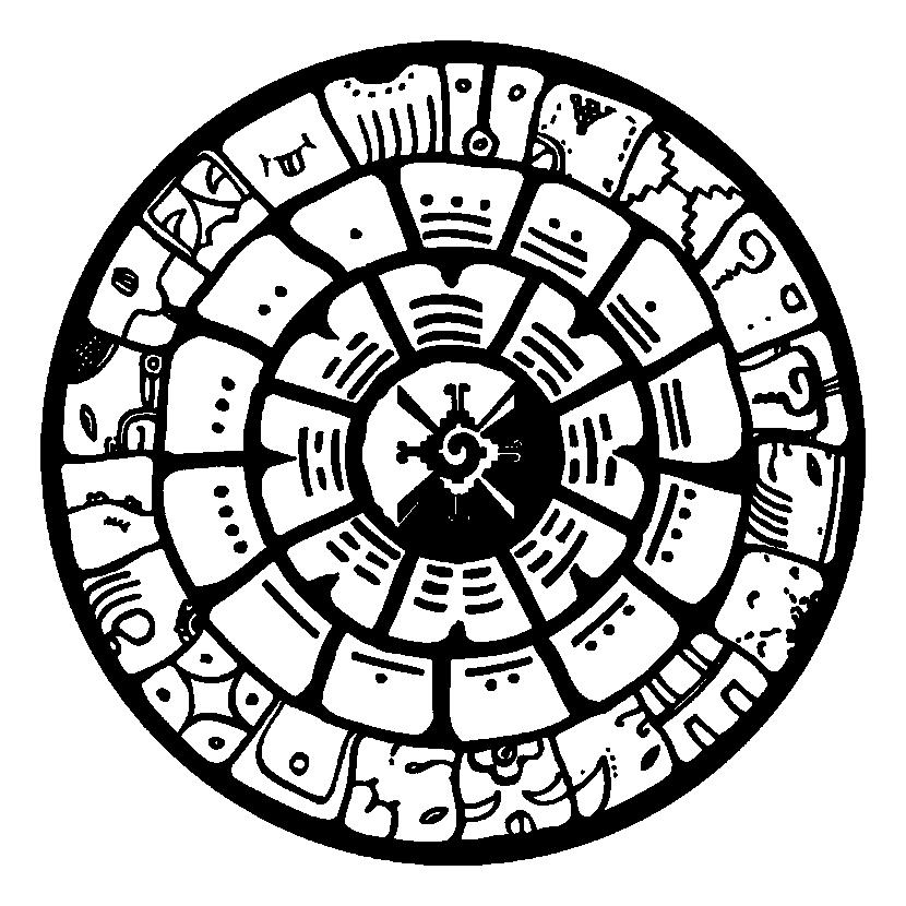 Mayan-Civilization-coloring-page-3