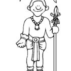 Mayan-Civilization-coloring-page-7