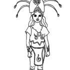 Mayan-Civilization-coloring-page-9