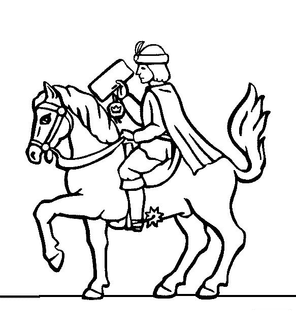 Middle-Ages-coloring-page-12