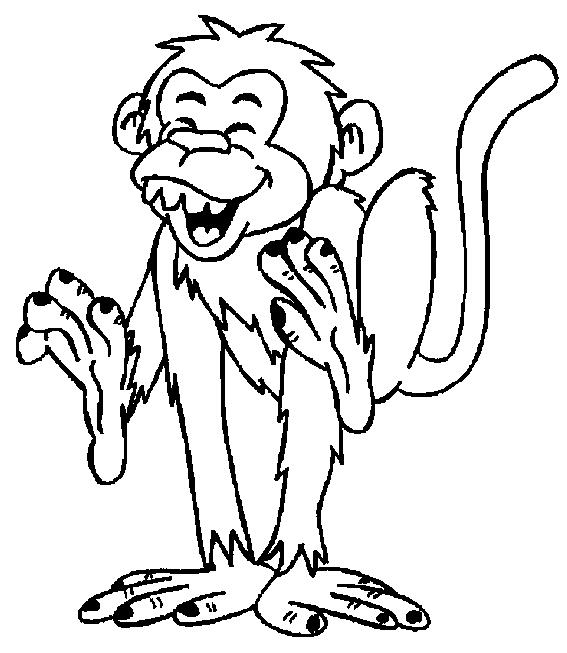 Monkeys-coloring-page-10